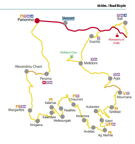 Panormo route